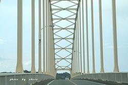 2008 8月13日 天草五橋 2号橋