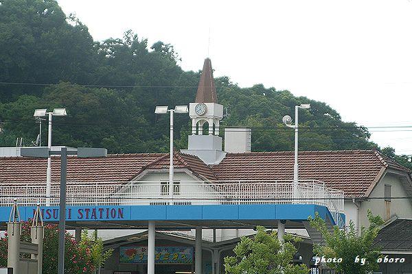 2008 8月13日 天草 三角駅