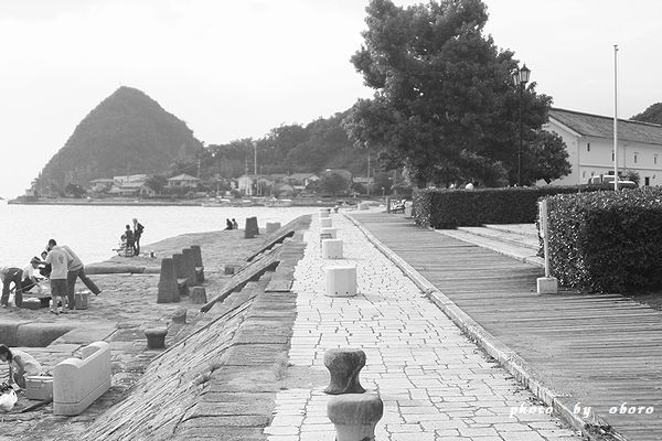 2008 8月13日 天草 三角西港3