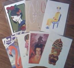 バートックポストカード