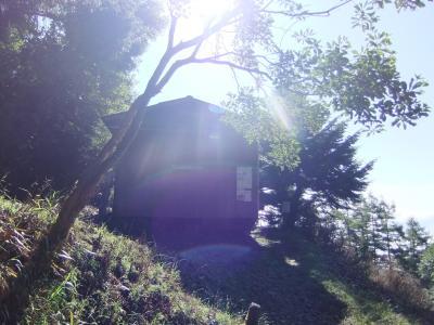 七ッ石小屋