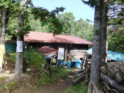 奥多摩小屋