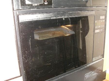 3ガスオーブンです