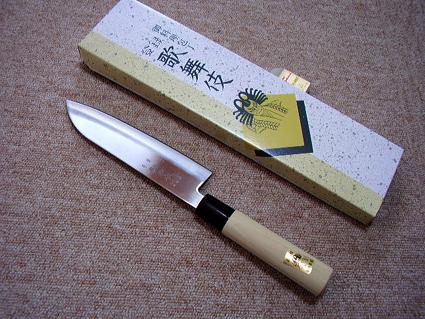 歌舞伎三徳 包丁