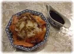 トマトと新玉ねぎのサラダ♪