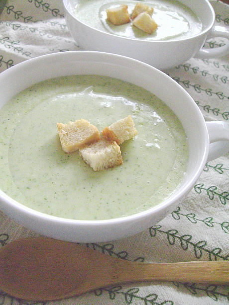BroccoliPotato Soup