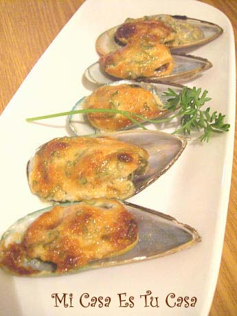 Green Mussels copy