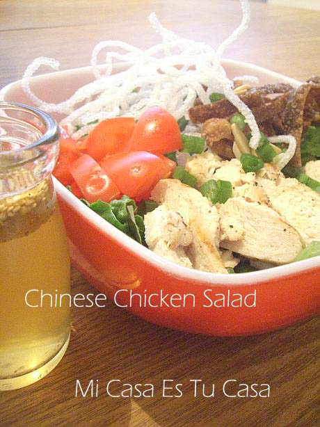 Grilled Chicken Salad copy