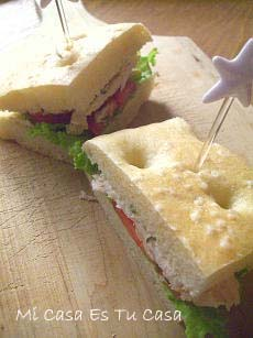 Foccacia Sandwich copy