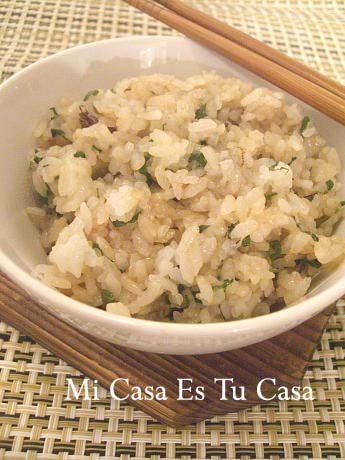 Garlic Scallion Rice copy