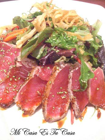 Ahi Tuna Salad copy
