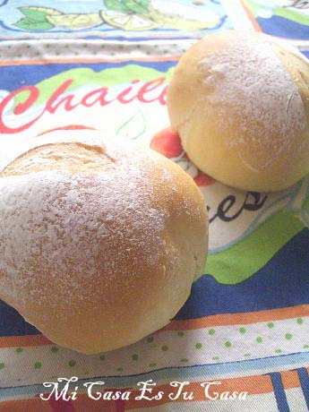 Sandwich Buns copy