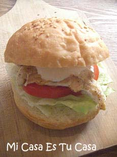 Grilled Chicken Sandwich copy