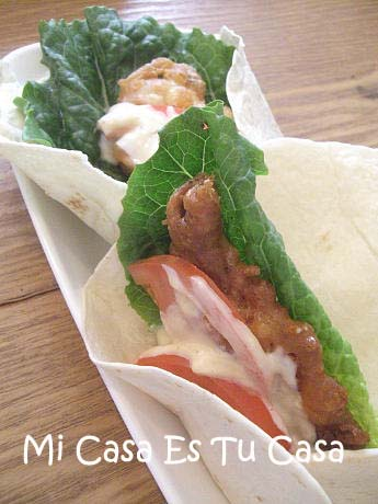 Chicken Wraps copy