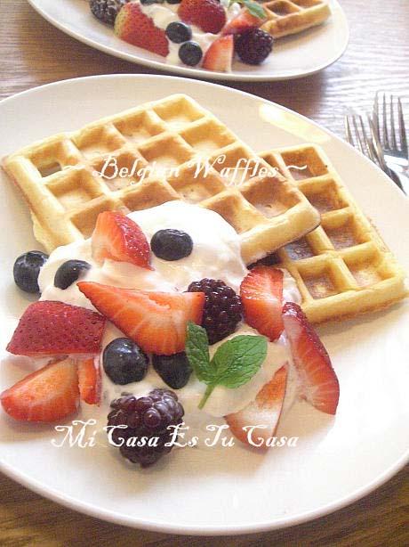 Belgian Waffle copy