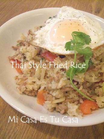 Thai Style Fried Rice copy