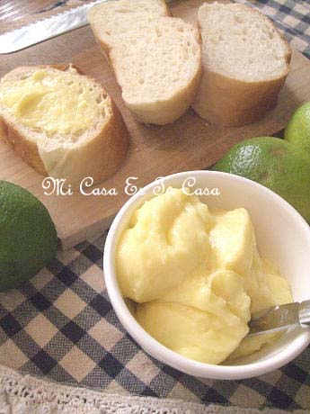 Lime Curd with bread copy