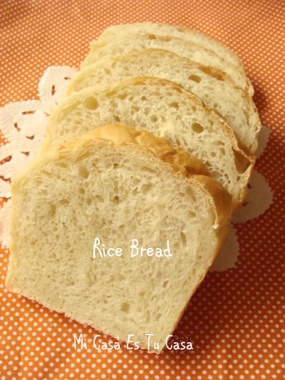 Rice Bread