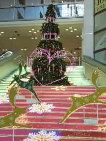 川崎ルフロンのツリー