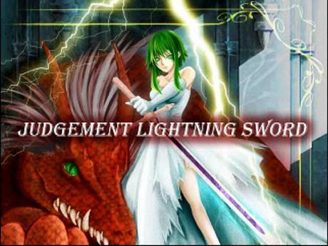 JUDGEMENT LIGHTNING SWORD