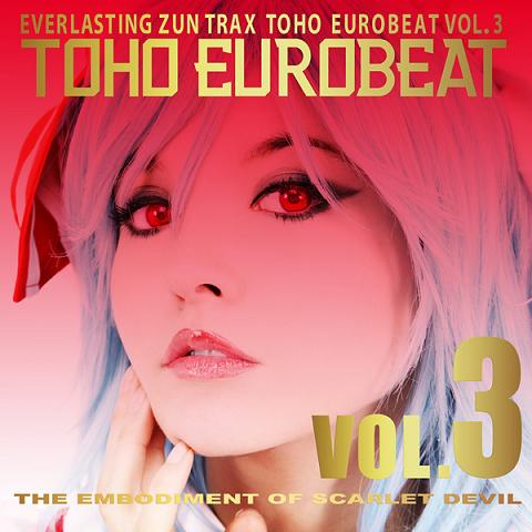 A-ONE TOHO EUROBEAT VOL.3