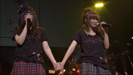 少女病ライブ12