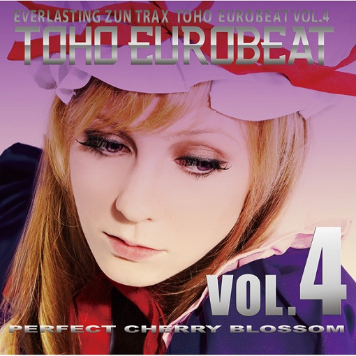 A-one TOHO EUROBEAT VOL.4 PERFECT CHERRY BLOSSOM