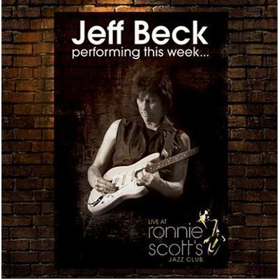 jeff beck Live At Ronnie Scotts Club