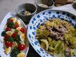 豚肉とキャベツの炒め煮
