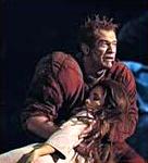 主人公のカジモドを熱演中のGiordano Gambogi