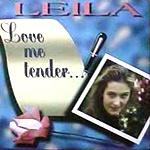 Love Me Tenderのアナログジャケット