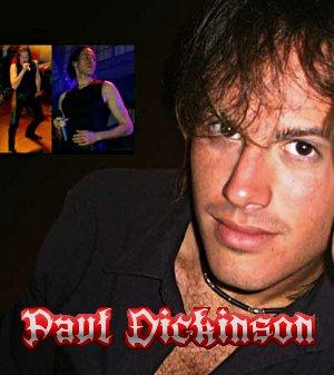 Paul Dickenson
