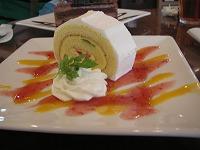 マンゴークリームケーキ