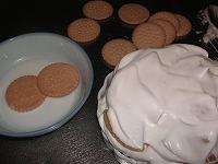 簡単ビスケーキ