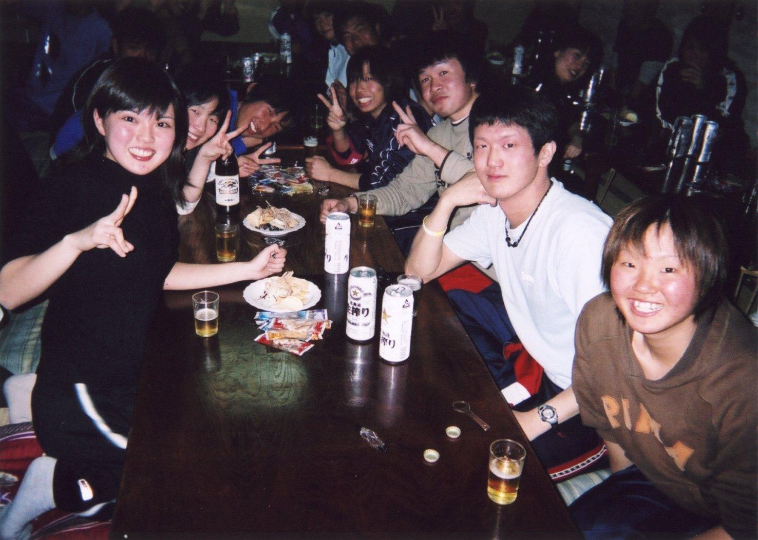 大阪大学応援団/第四十五代活動...
