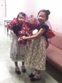 花束嬢たち