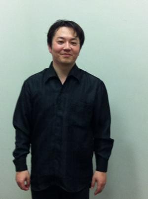 中井章徳さんです