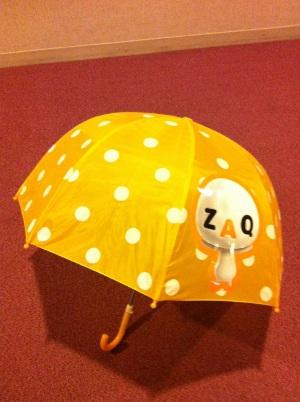 ZAQ傘!