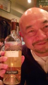 ワインとヅルさん