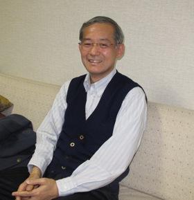 いつも笑顔の橋本さん
