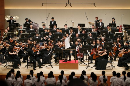 2010青少年のためのコンサート