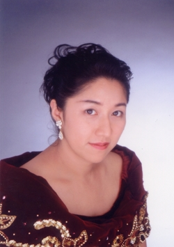 メゾ・ソプラノ小川明子さん