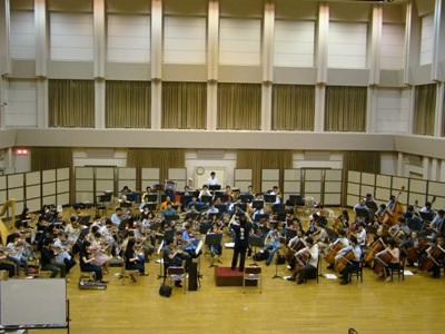 16型のオーケストラ