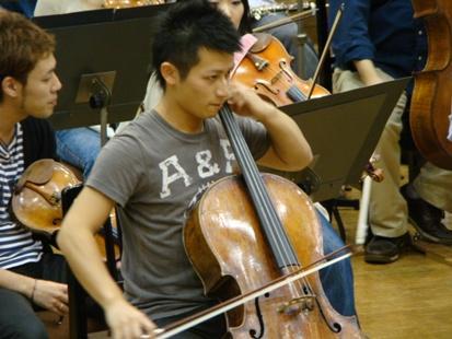 宮田さんのチェロの響き、美しいです