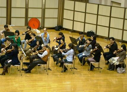 2ndヴァイオリンパート