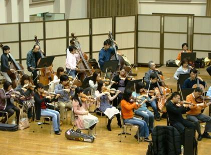 1stヴァイオリンパートほか