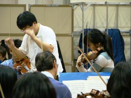 ヴァイオリン協奏曲もお楽しみに!
