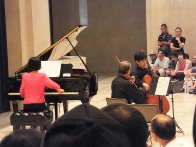 モーツァルトのピアノトリオ