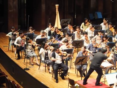 マエストロと1stヴァイオリン