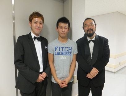 2ndVn佐久間、宮田さん、Vc近藤